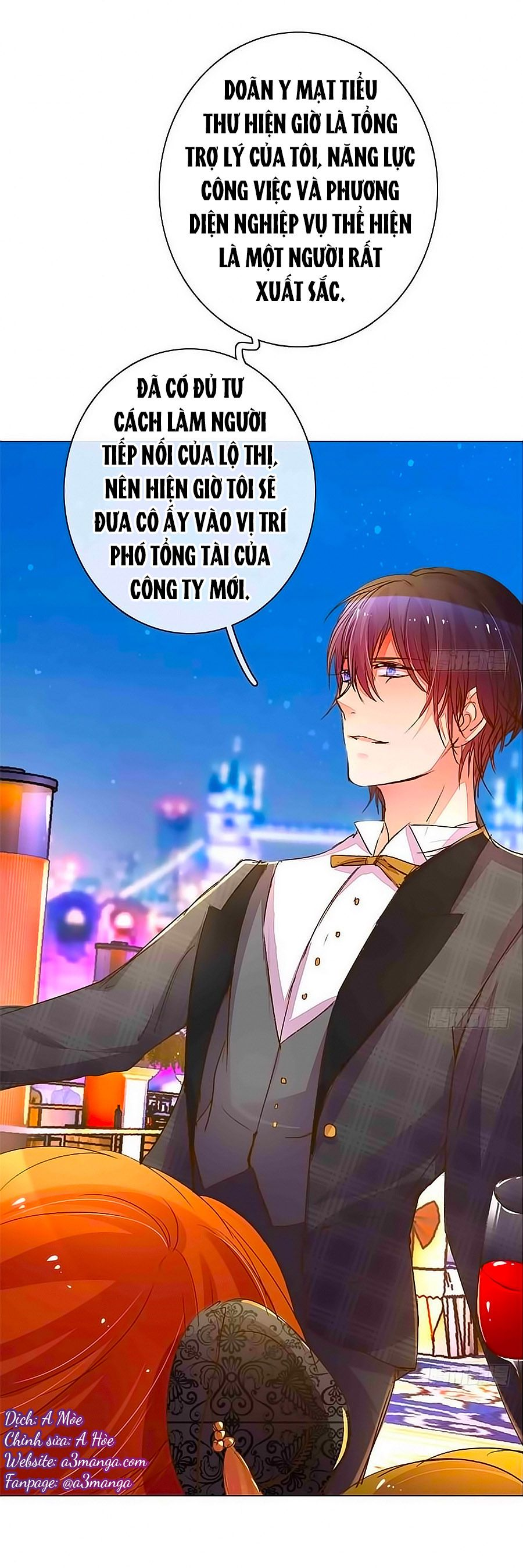 Hào Môn Tiểu Lãn Thê - Chap 93