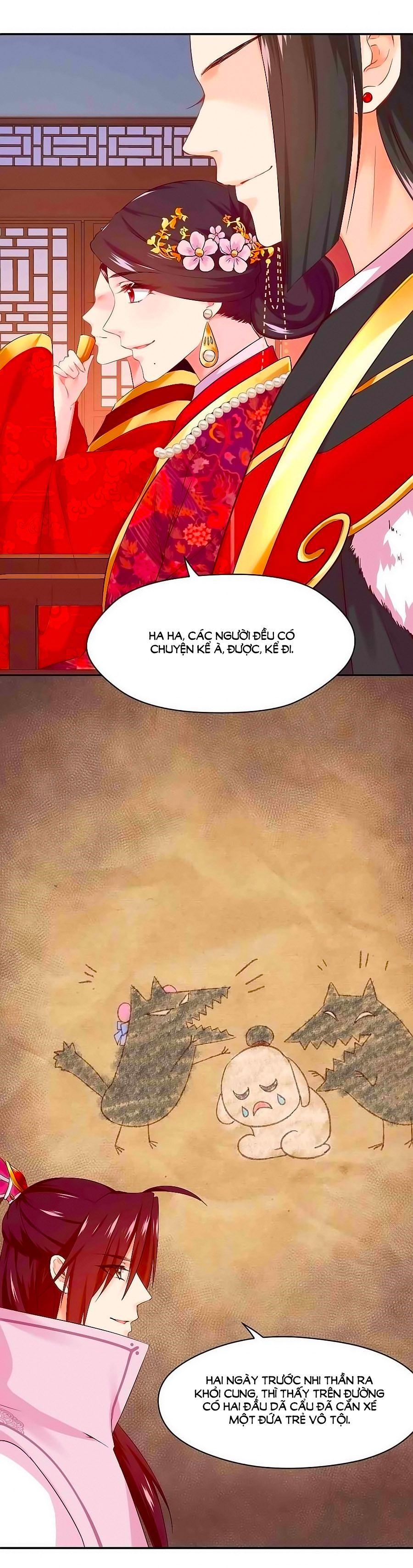 Thịnh Thế Đế Vương Phi - Chap 70