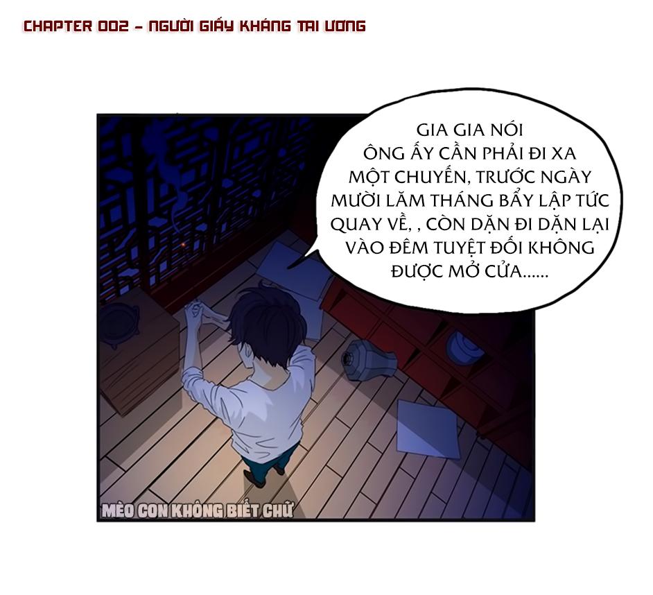 Phải Lòng Âm Gian Tiểu Kiều Thê - Chap 2