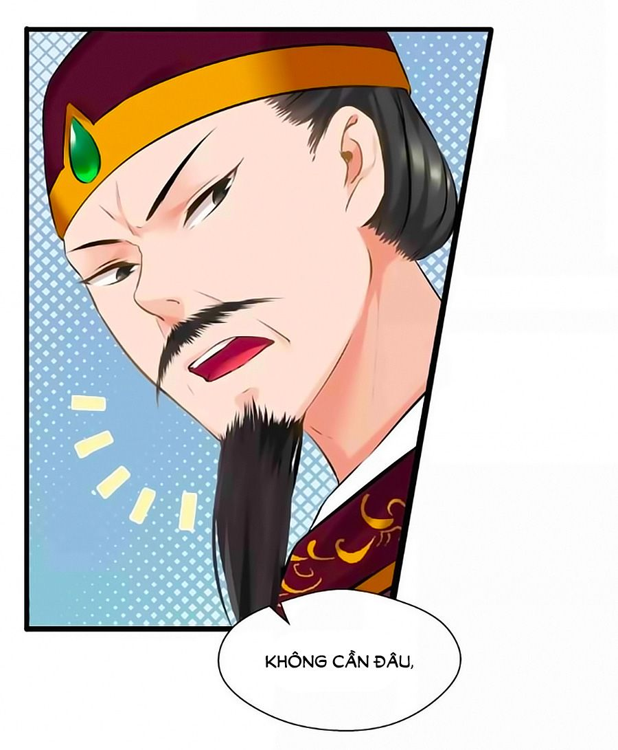 Thịnh Thế Đế Vương Phi - Chap 12