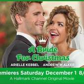 Bride For Christmas - Hallmark Christmas Movie