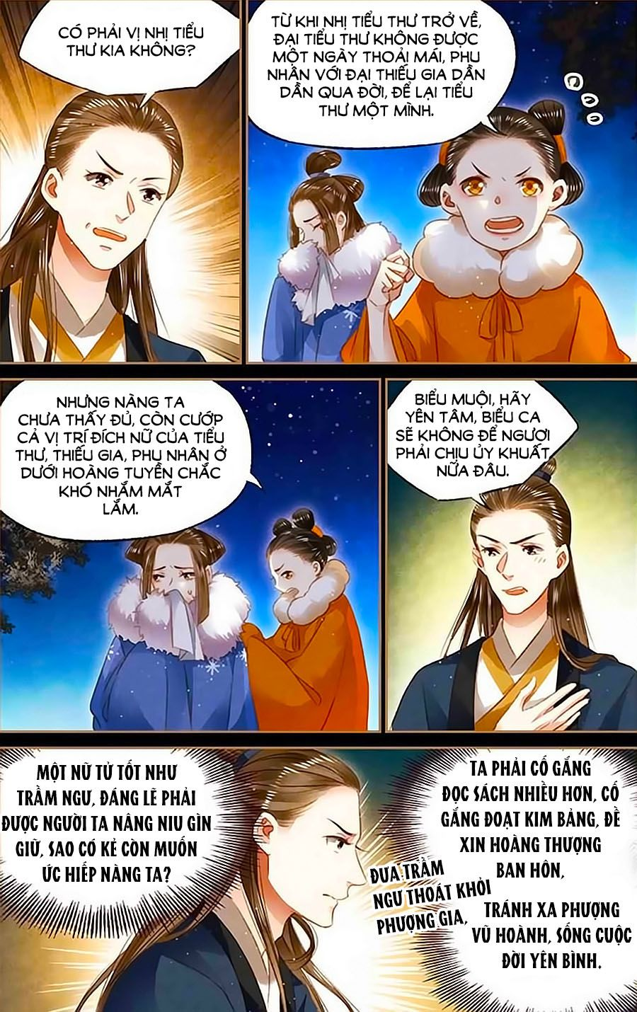 Thần Y Đích Nữ – Chap 105