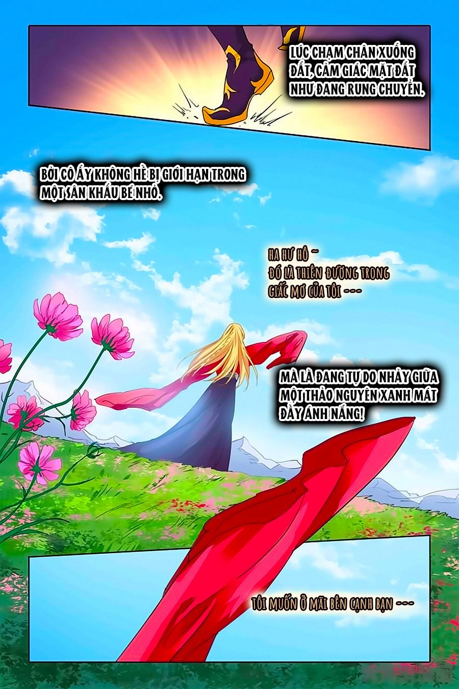 Tinh Mộng Thần Tượng - Chap 236