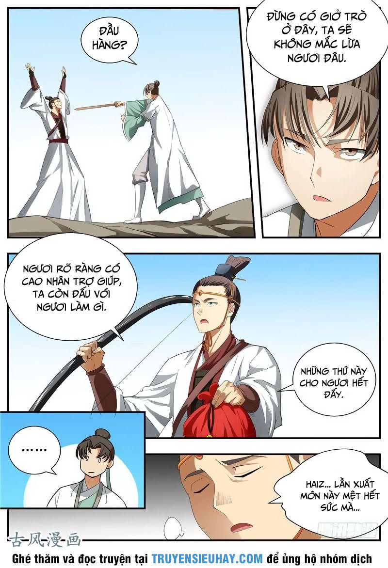 Ngã Dục Phong Thiên - Chap 73