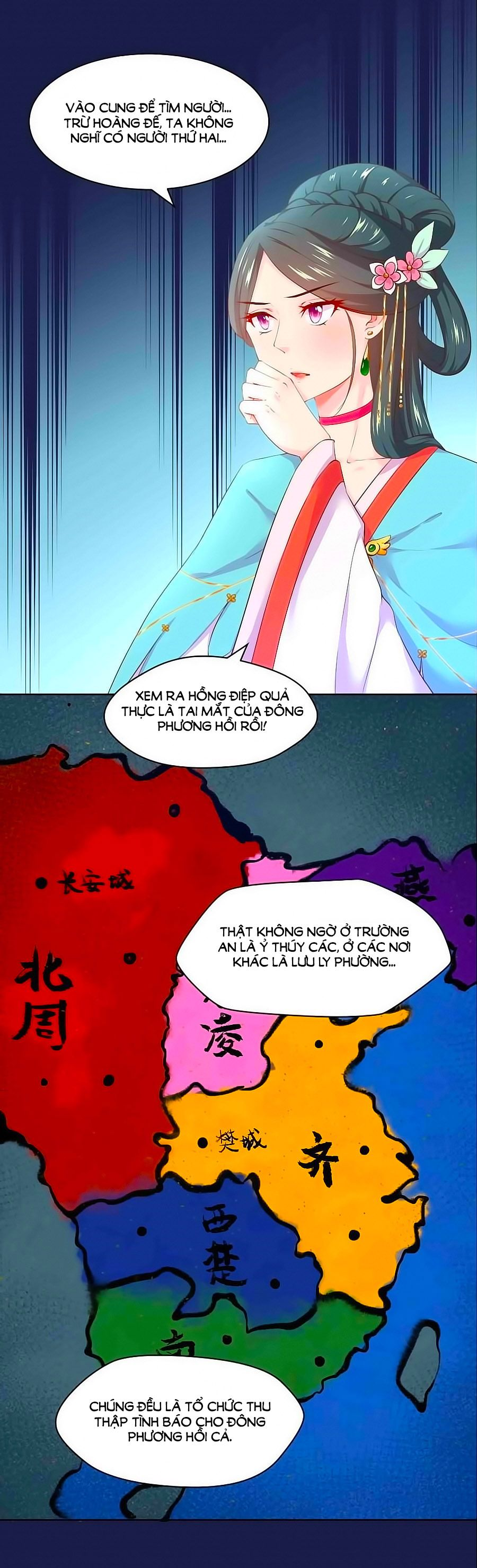 Thịnh Thế Đế Vương Phi - Chap 96