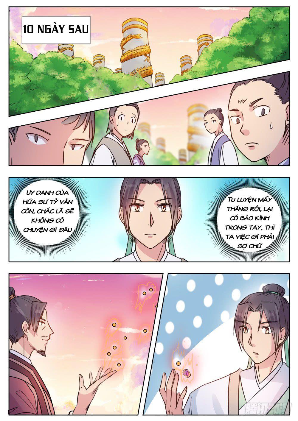 Ngã Dục Phong Thiên - Chap 7
