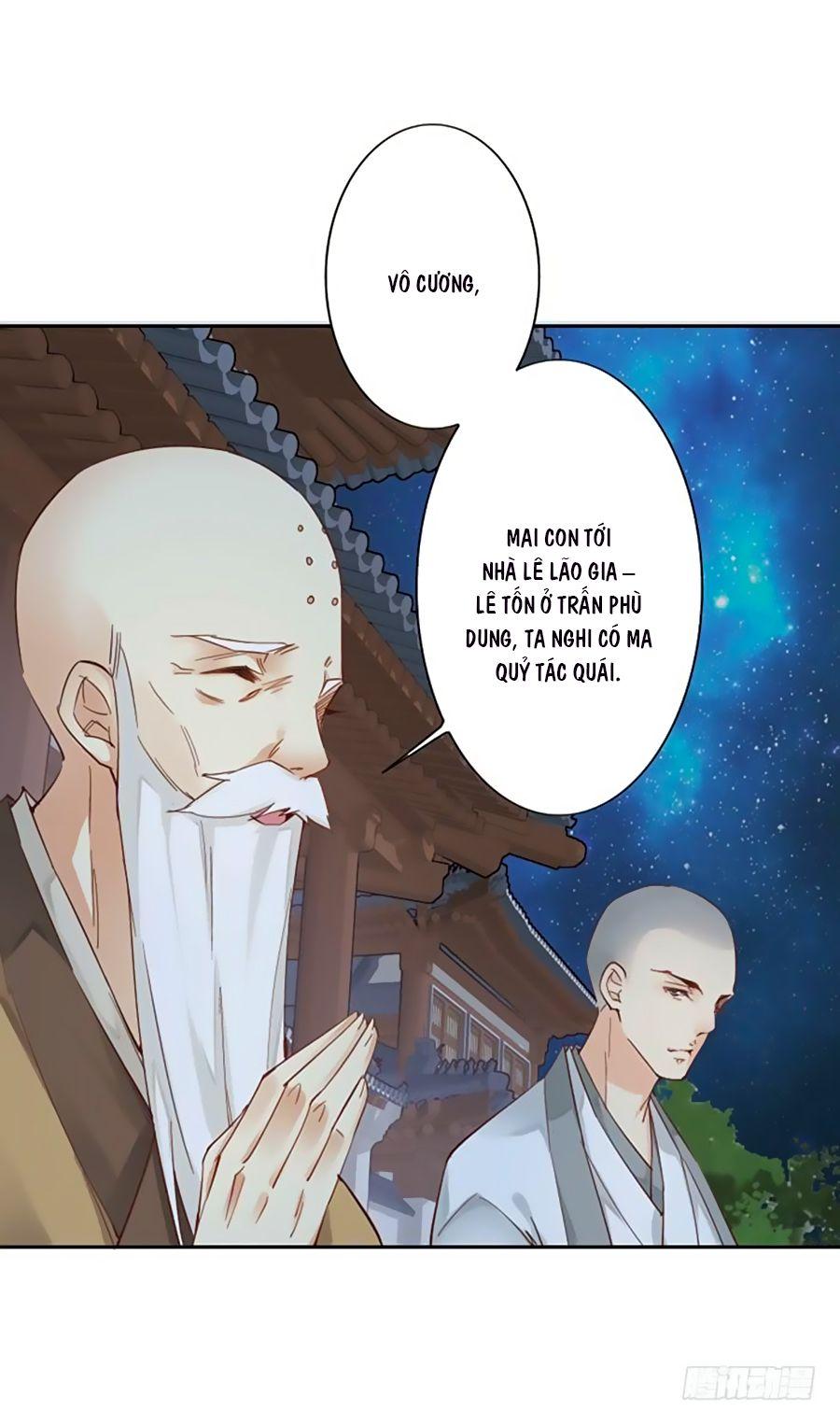 Thiền Tâm Vấn Đạo – Chap 3