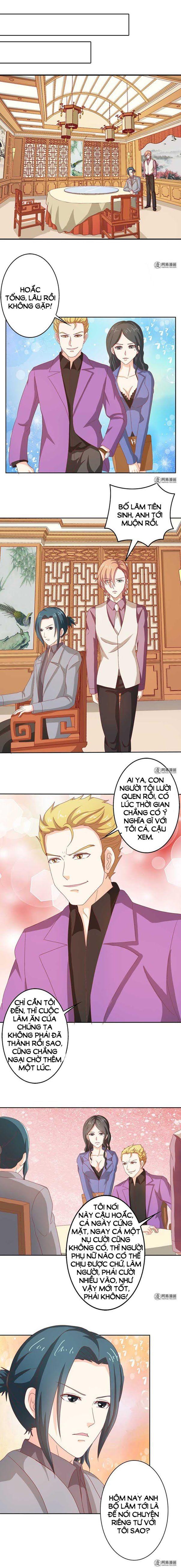 Ẩn Hôn Tân Nương - Chap 35
