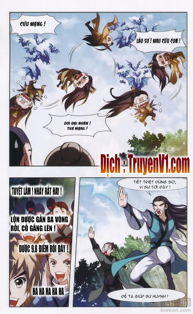Phượng Nghịch Thiên Hạ Chap 81