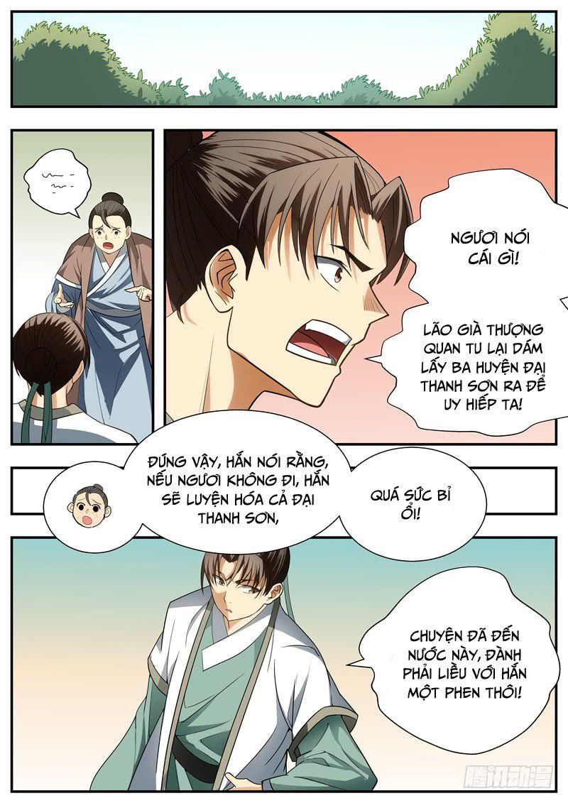 Ngã Dục Phong Thiên - Chap 67