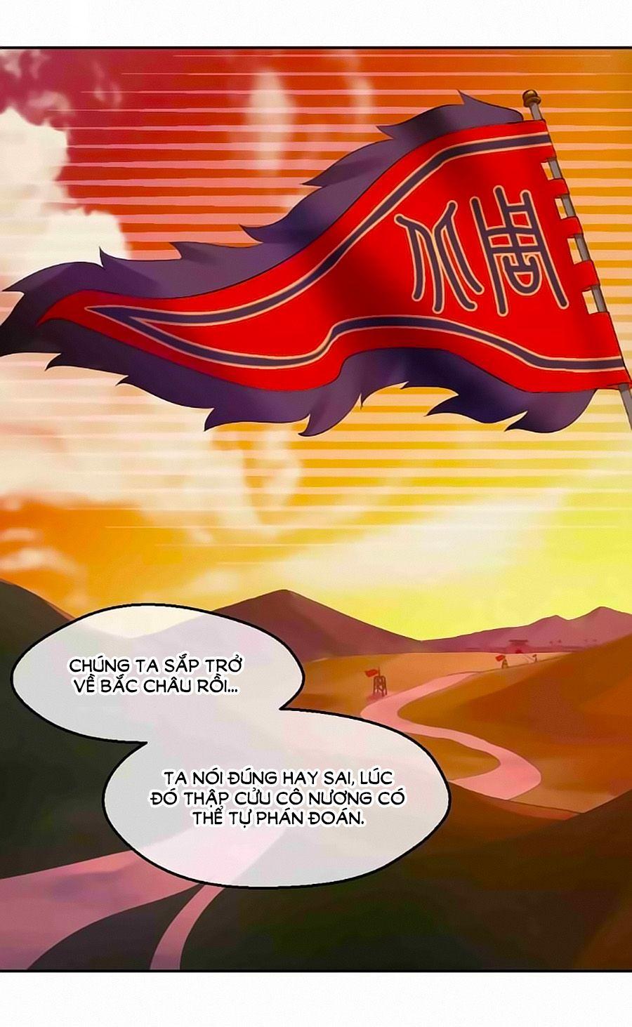 Thịnh Thế Đế Vương Phi - Chap 40