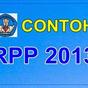 RPP Kurikulum 2013 Untuk Kelas 1, 2, 4 dan 5 SD                                    Liputan Pendidikan