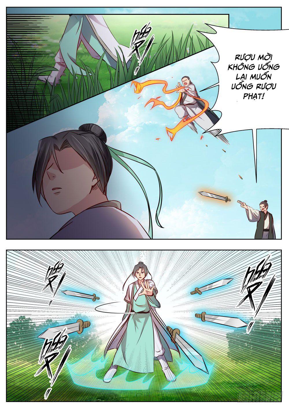 Ngã Dục Phong Thiên - Chap 21
