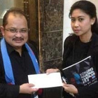 Natassia quits PKR after Ansari ~ BORNEO BULLET