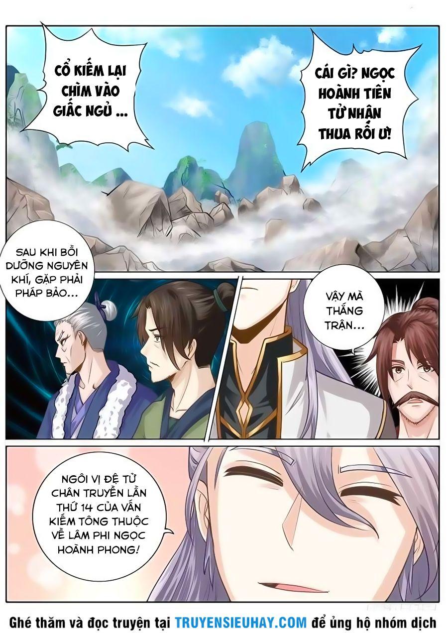 Chư Thiên Ký - Chap 114