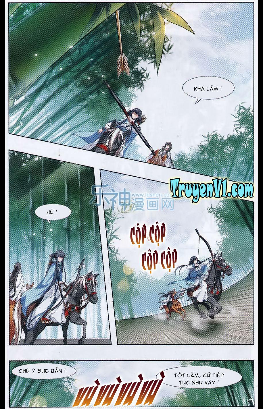 meiepanus.com Phượng Nghịch Thiên Hạ Chap 45