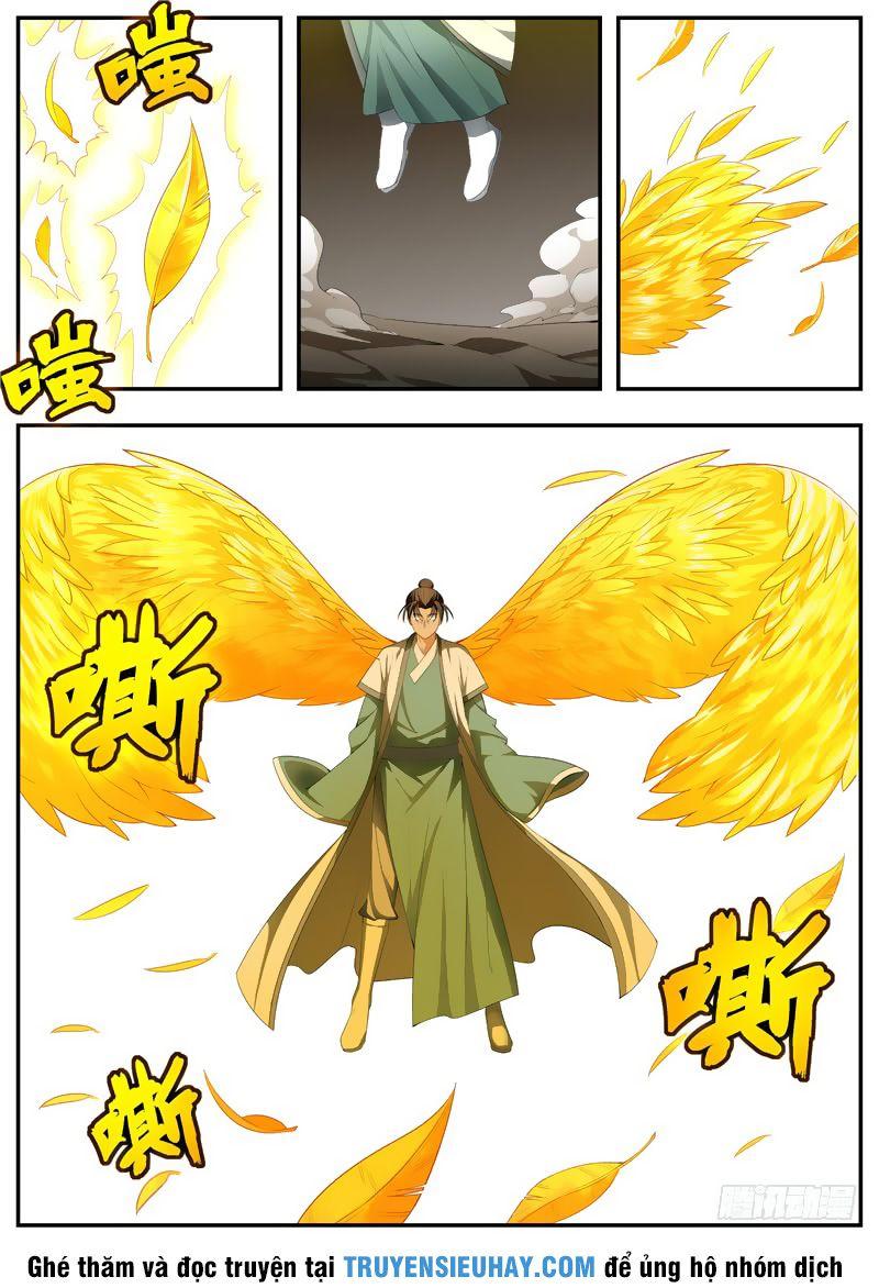 Ngã Dục Phong Thiên - Chap 71
