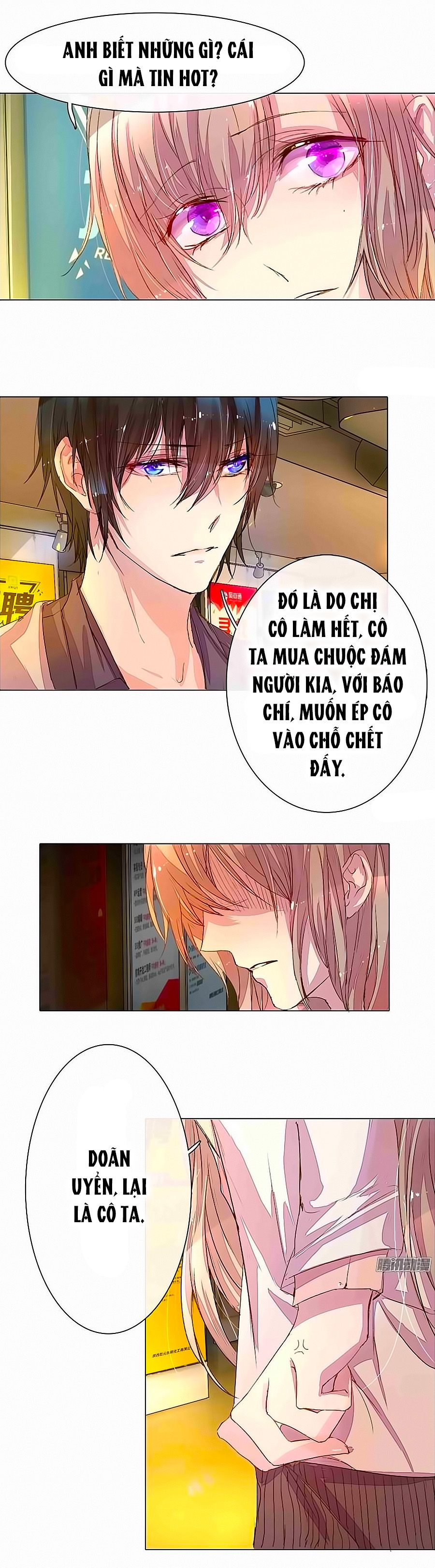 Hào Môn Tiểu Lãn Thê - Chap 14