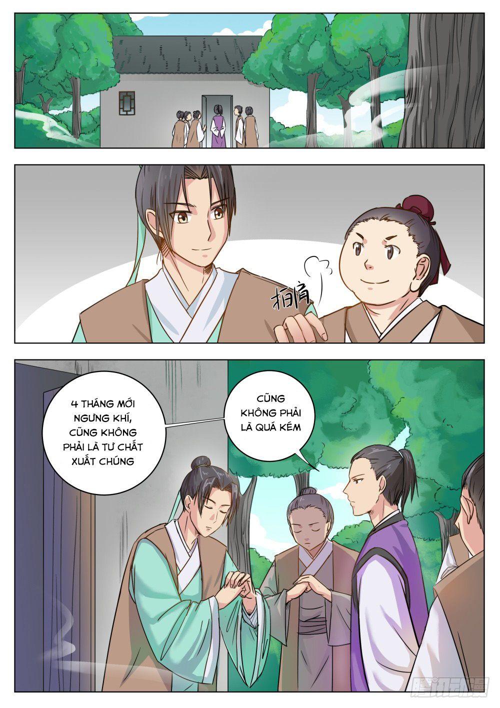 Ngã Dục Phong Thiên - Chap 3