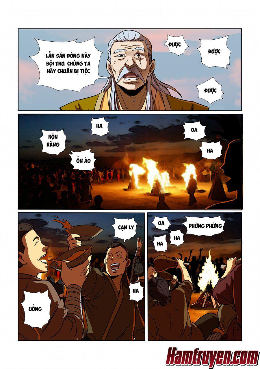 Bất Diệt Nguyên Thần - Chap 8