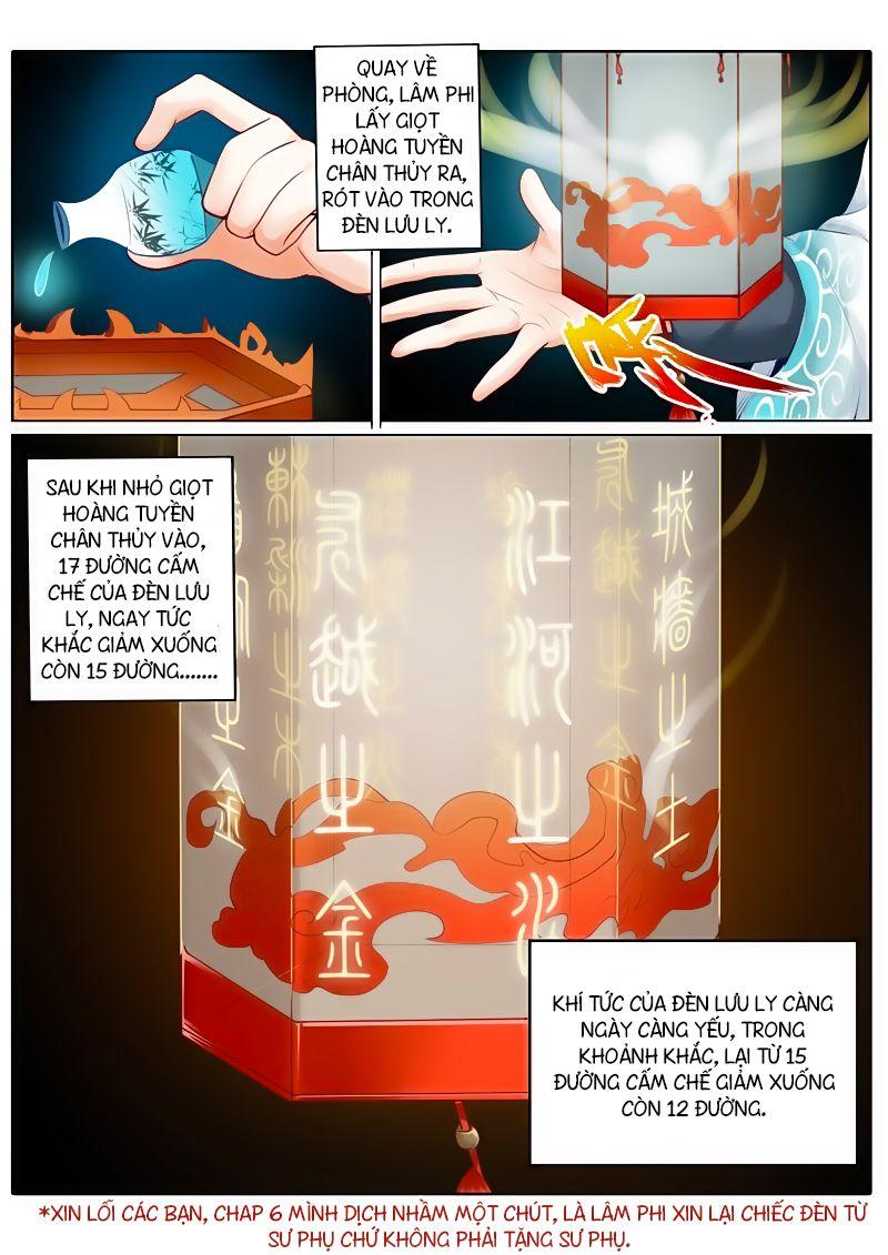 Chư Thiên Ký - Chap 16