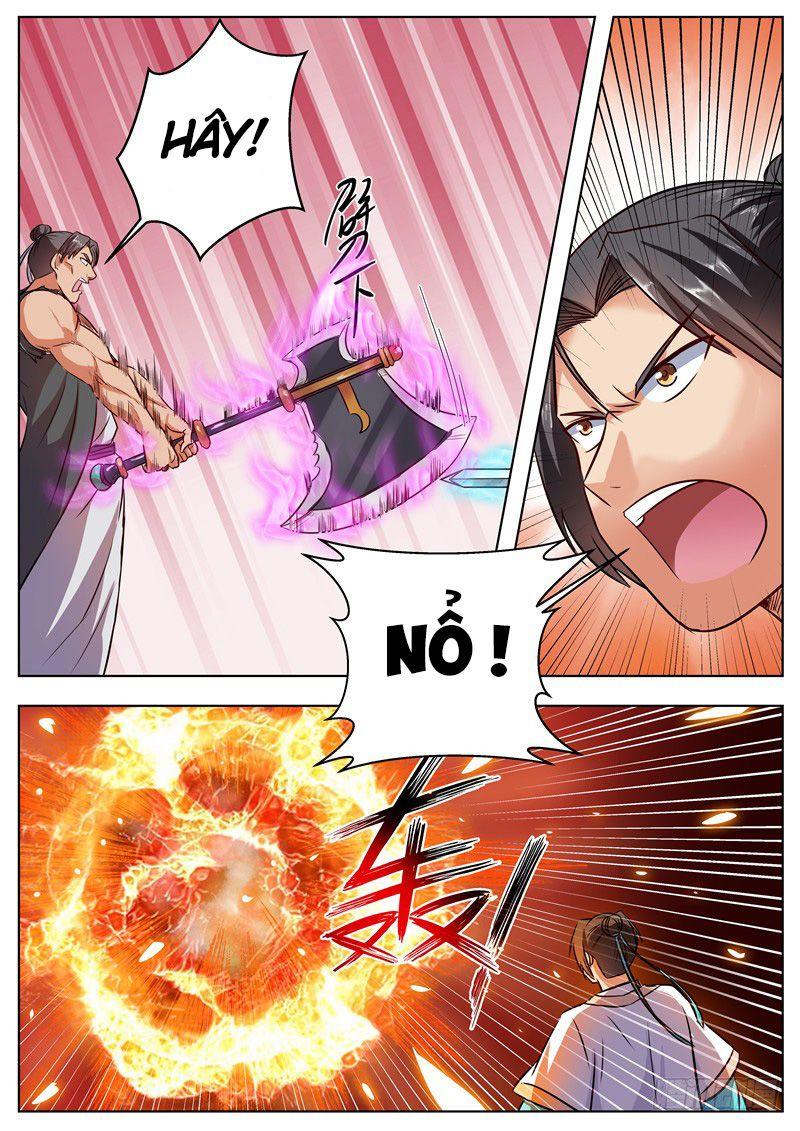Ngã Dục Phong Thiên - Chap 37