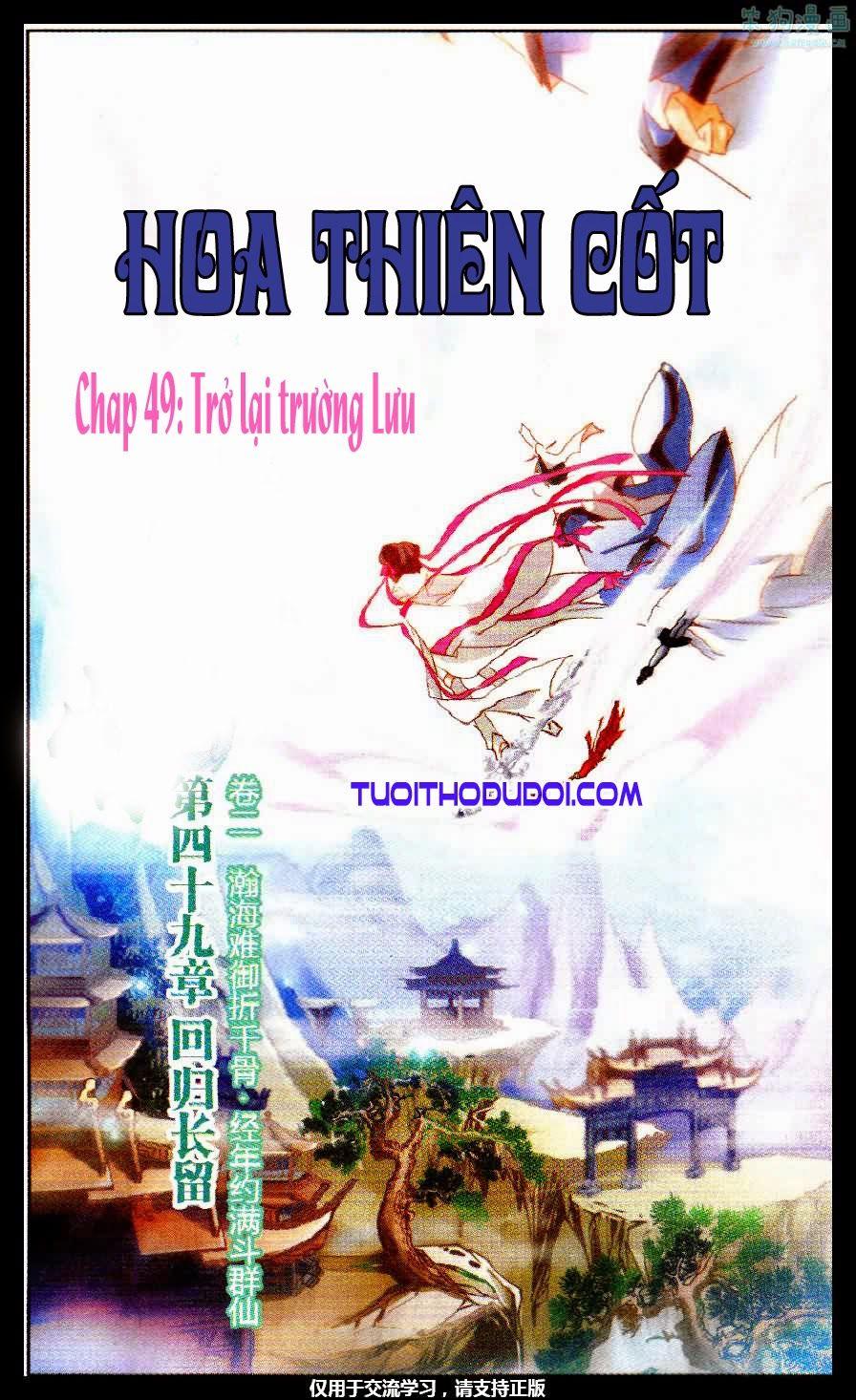 Hoa Thiên Cốt - Chap 49