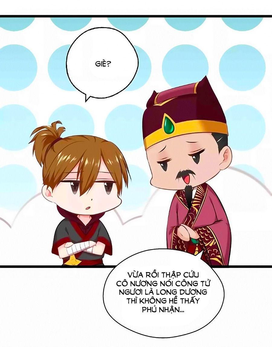 Thịnh Thế Đế Vương Phi - Chap 17