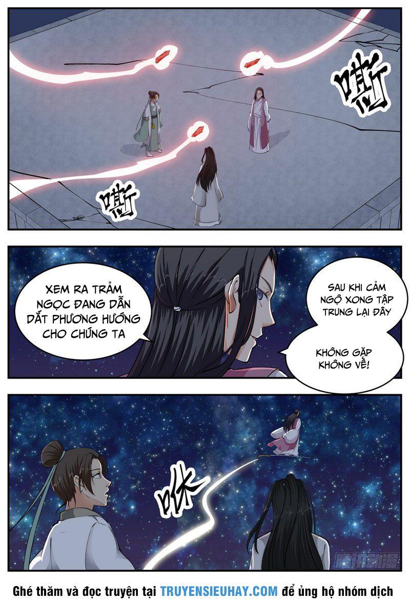 Ngã Dục Phong Thiên - Chap 52