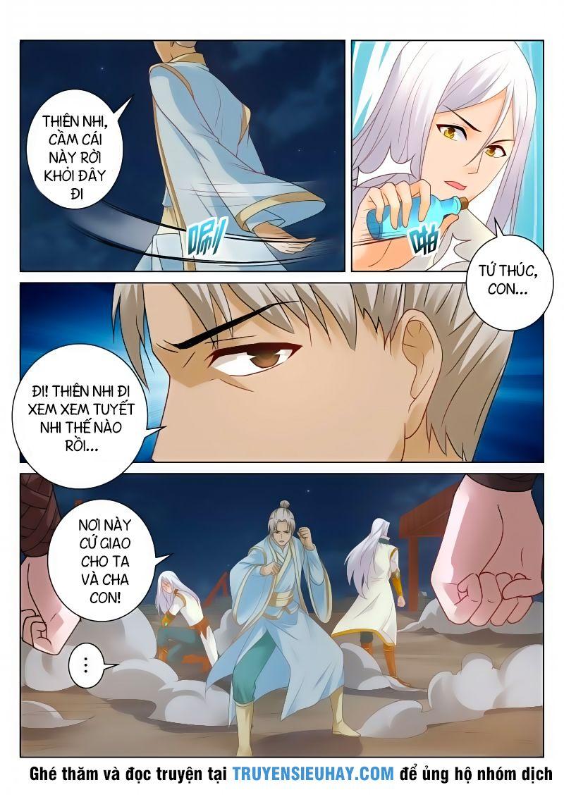 Linh Võ Đế Tôn - Chap 98