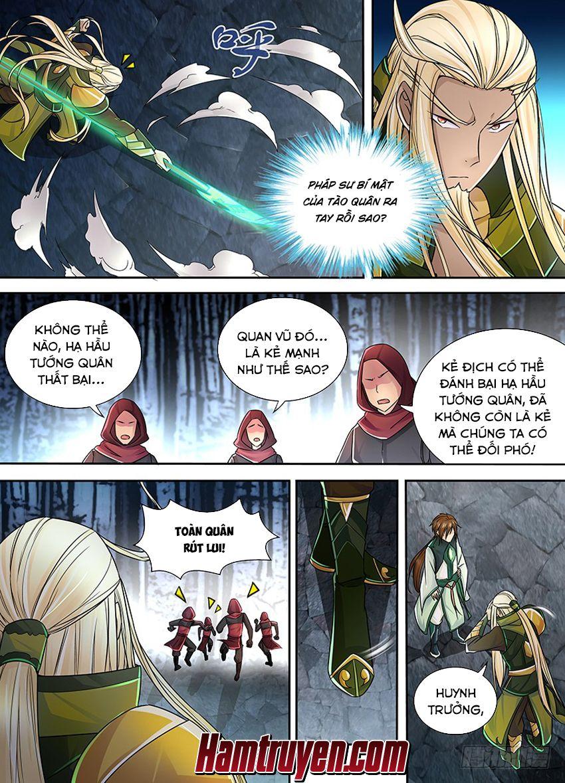 Thiên Cơ Tam Quốc - Chap 5