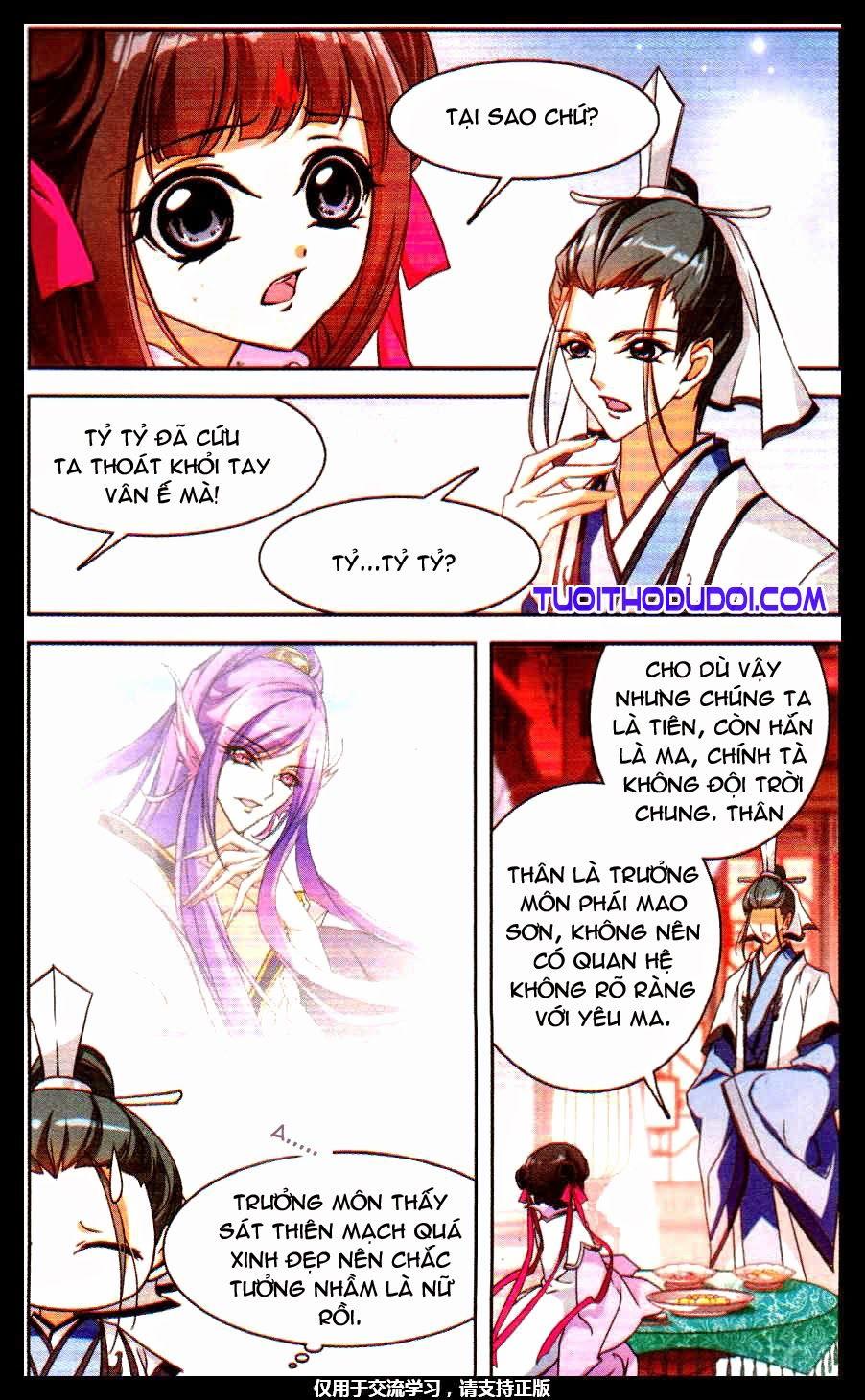 Hoa Thiên Cốt - Chap 47