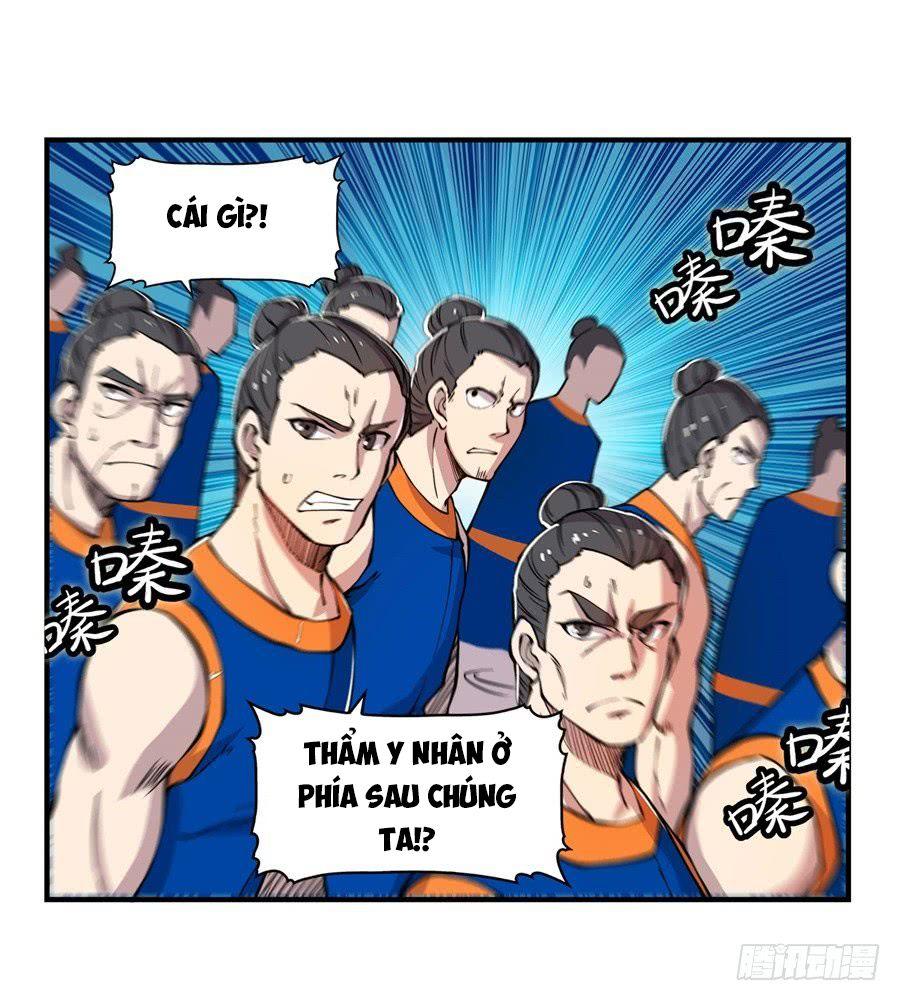Cuộc Sống Thoái Ẩn Của Võ Lâm Chi Vương - Chap 27