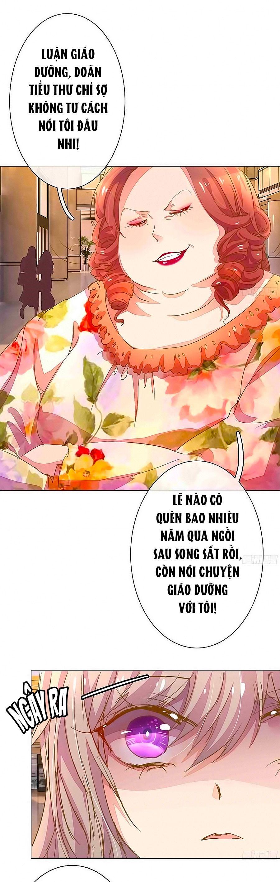 Hào Môn Tiểu Lãn Thê - Chap 40