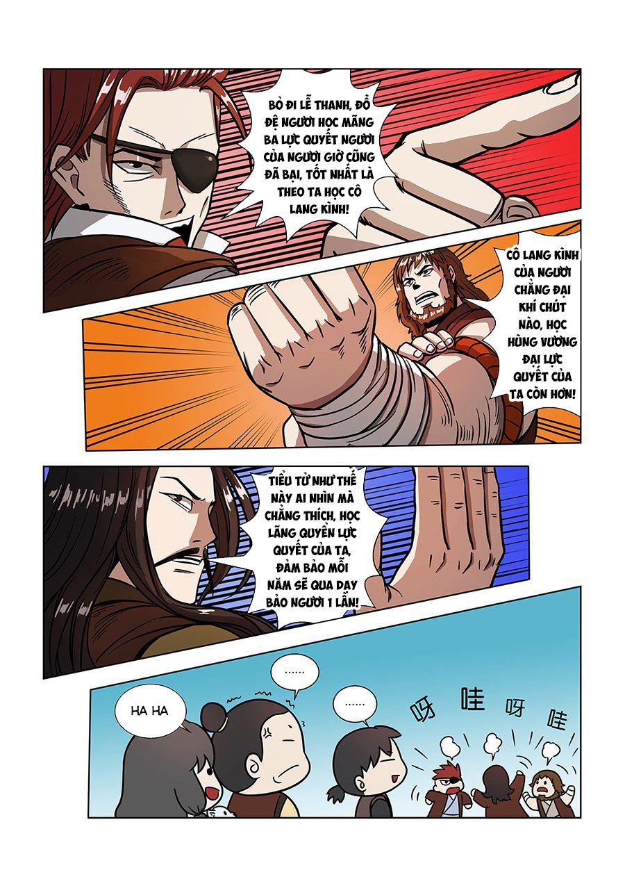 Bất Diệt Nguyên Thần - Chap 9