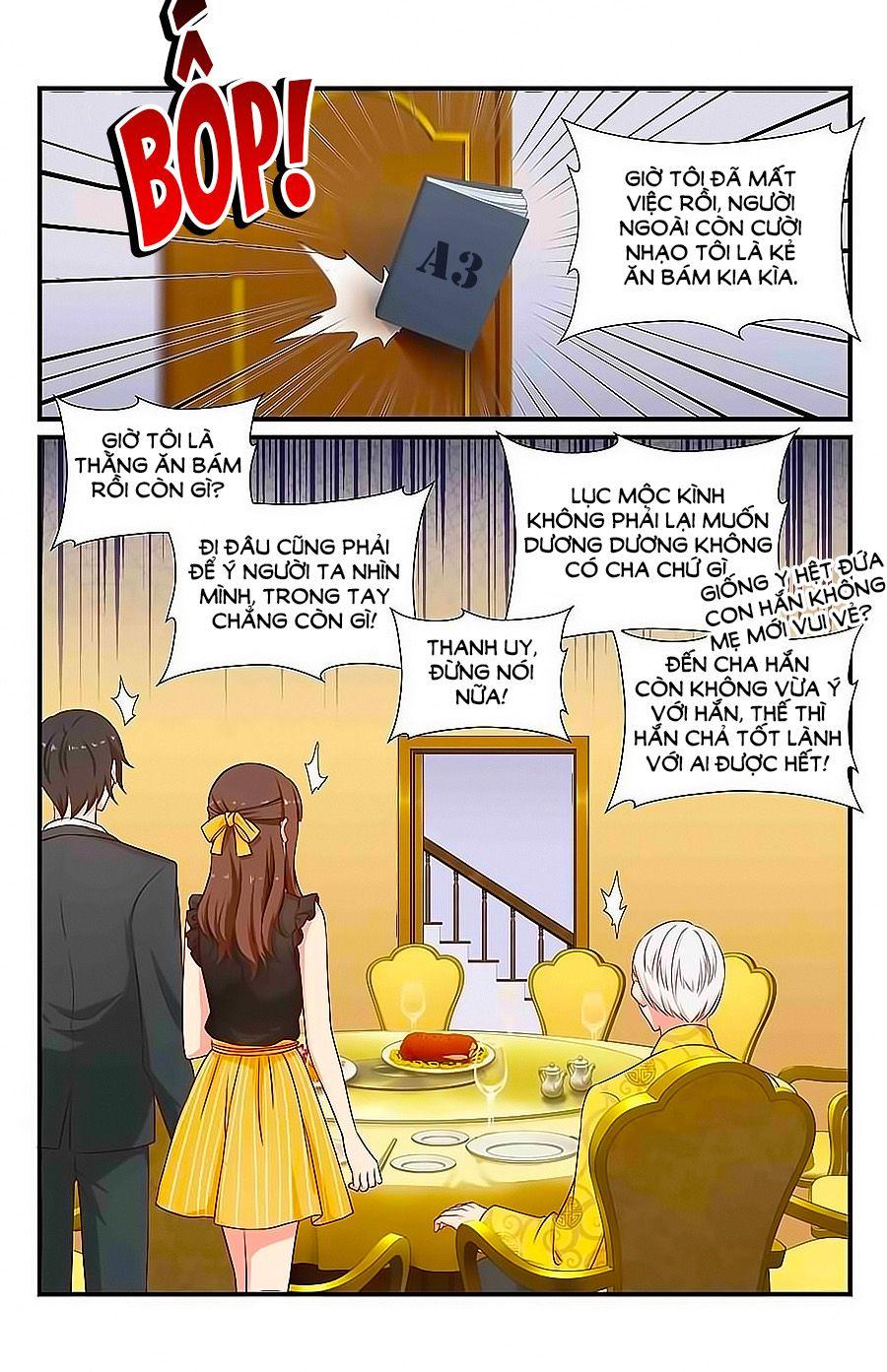 Chỉ Nhiễm Thành Hôn – Chap 106