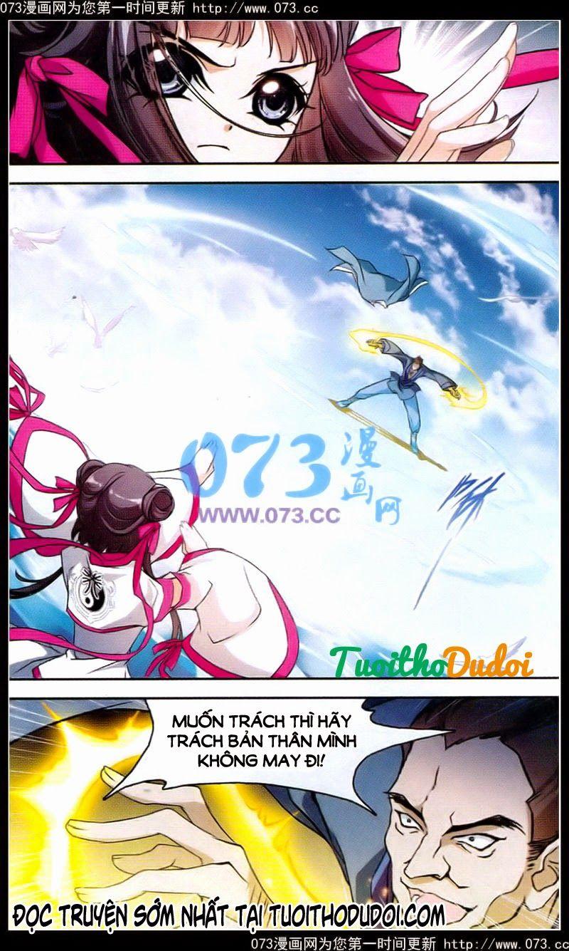 Hoa Thiên Cốt - Chap 52