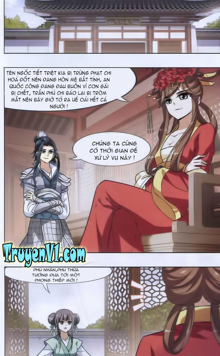 Phượng Nghịch Thiên Hạ Chap 29