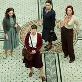 Sophie Rundle As Lucy, Anna Maxwell Martin As Susan, Julie Graham As
