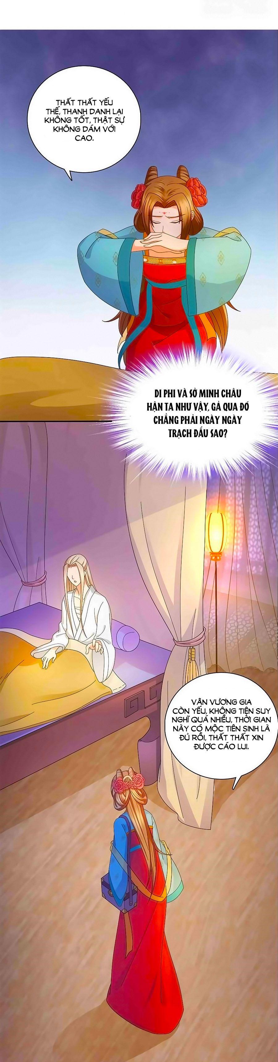 Kiêu Sủng Y Phi - Chap 24