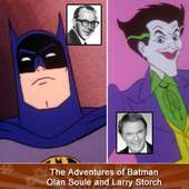 The Adventures Of Batman Olan Soule And Larry Storch To