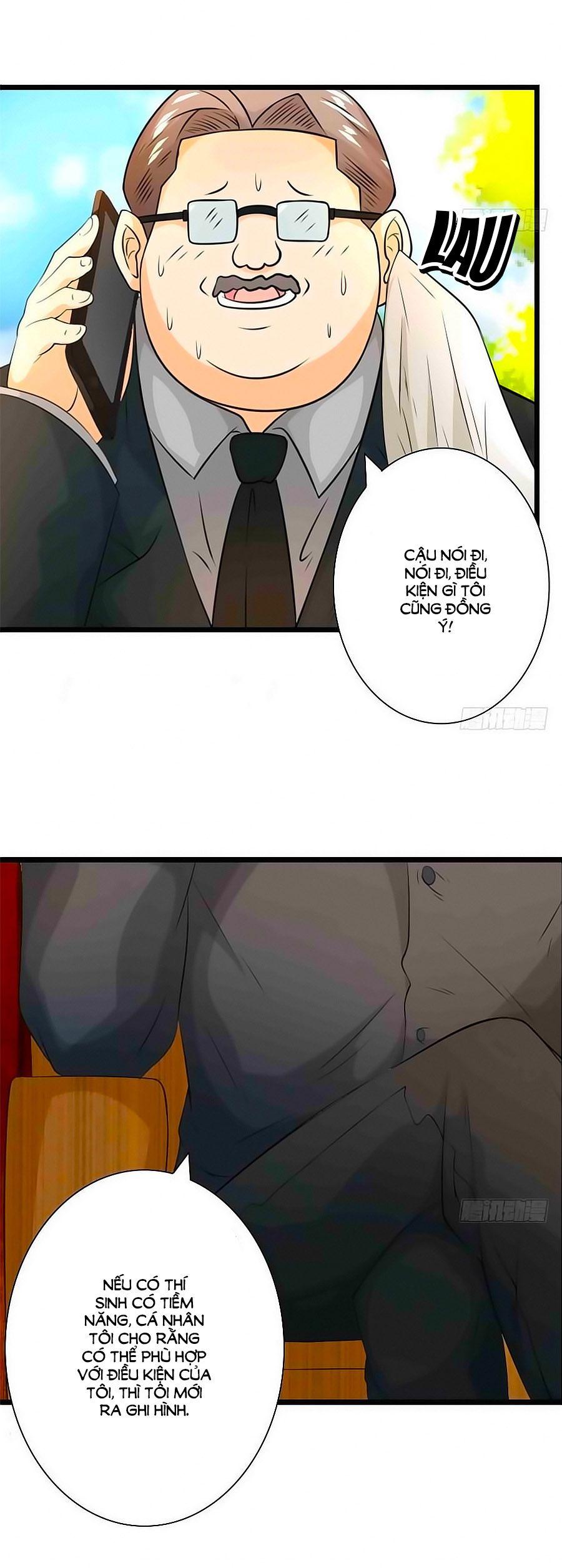 Diêm Vương Lão Công Thật Đáng Yêu - Chap 18