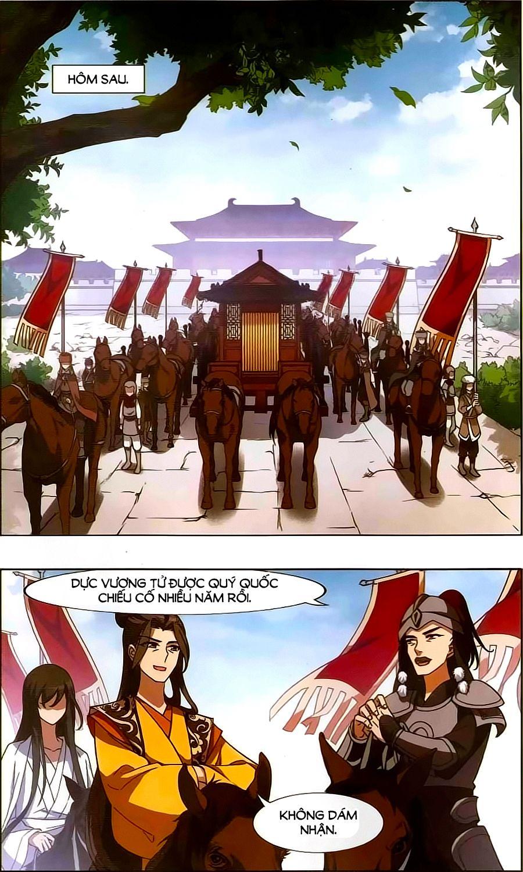 Phượng Nghịch Thiên Hạ – Chap 113