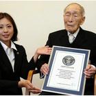 Sakari Momoi Lelaki Jepun Tertua di Dunia. ~ Gaban Comel