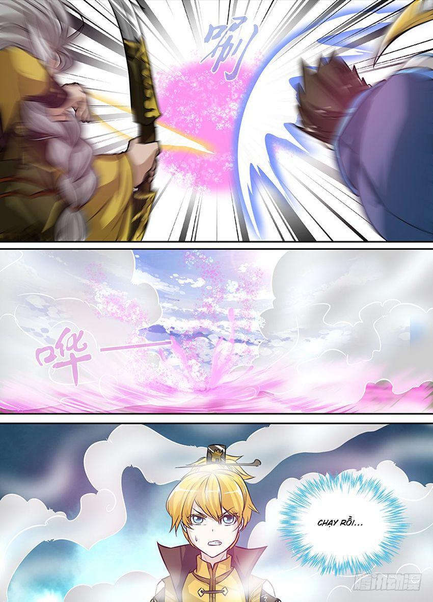 Thiên Cơ Tam Quốc - Chap 17