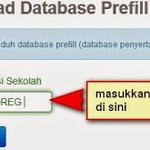 Fungsi Data Prefill pada Aplikasi Dapodik 2013