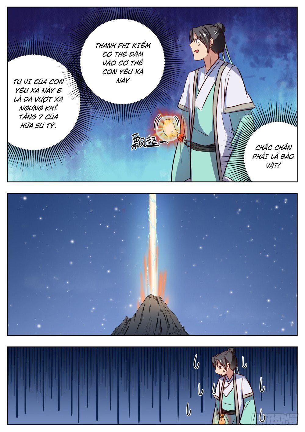 Ngã Dục Phong Thiên - Chap 25