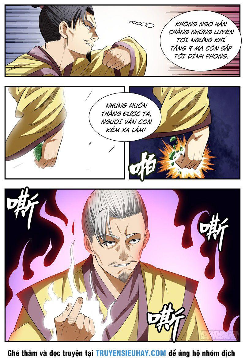 Ngã Dục Phong Thiên - Chap 75