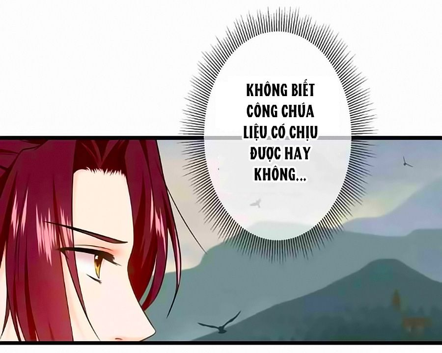 Thịnh Thế Đế Vương Phi - Chap 16