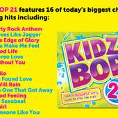 Kidz Bop 21 Brings Plenty Of Songs To Move Your Feet